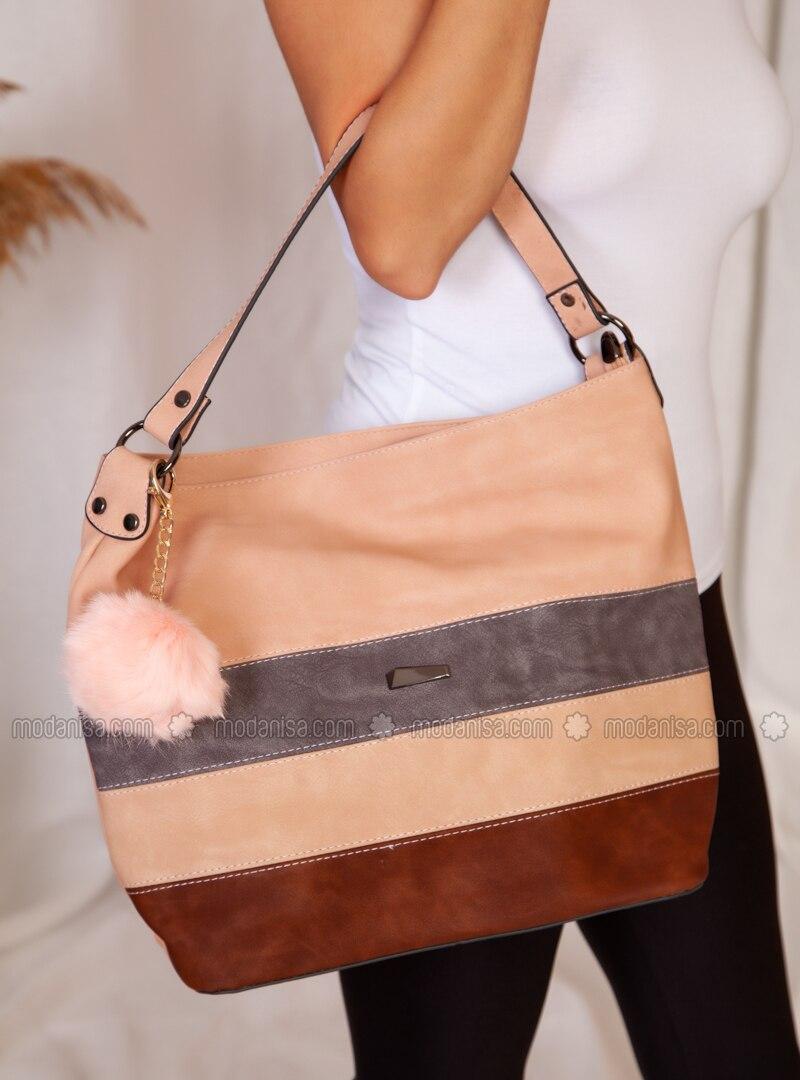Polyurethane - Powder - Satchel - Shoulder Bags
