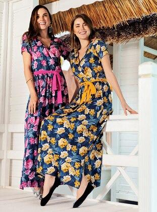 Fuchsia -  - Loungewear Dresses