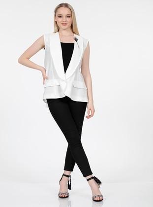 White - Vest