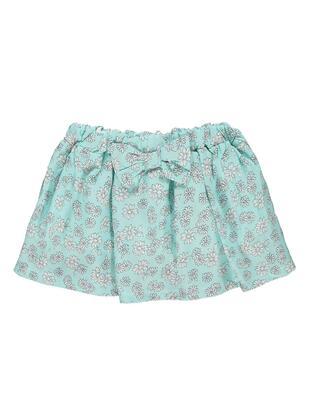 Green - Baby Skirt - Civil