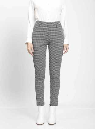 Multi - Plus Size Pants