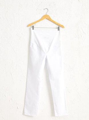 White - Maternity Clothing