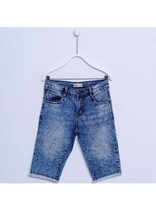 Multi - Boys` Shorts - Silversun