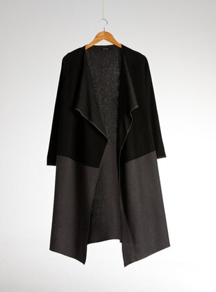 Black - Cardigan - LC WAIKIKI