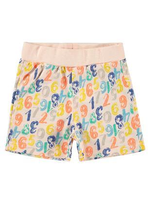 Orange - Baby Shorts
