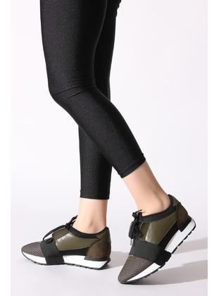Khaki - Sports Shoes