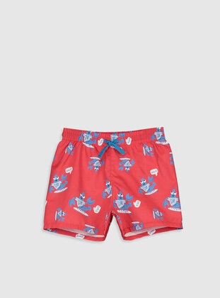 Coral - Boys` Swimsuit - LC WAIKIKI