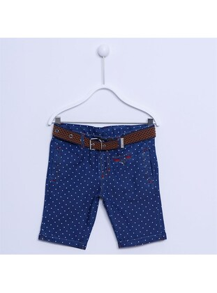 Blue - Boys` Shorts - Silversun