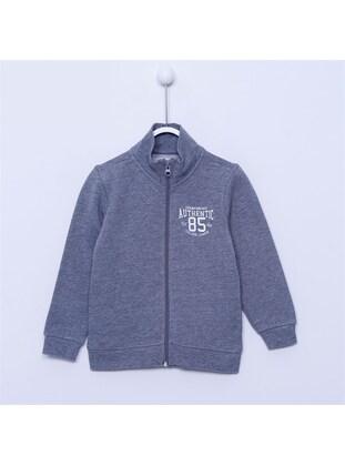 Anthracite - Boys` Sweatshirt