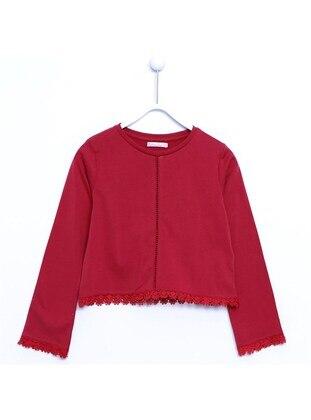 Red - Girls` T-Shirt - Silversun