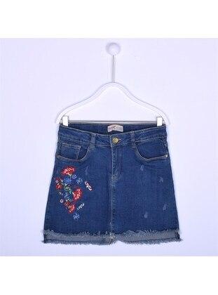 Multi - Girls` Skirt - Silversun