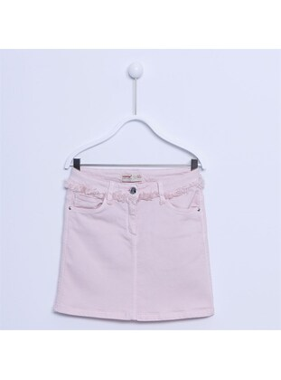 Pink - Girls` Skirt - Silversun