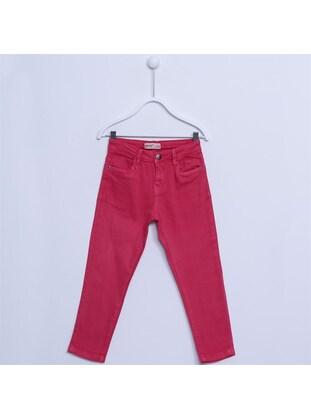 Salmon - Girls` Pants - Silversun