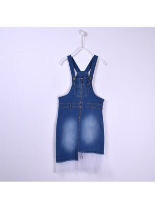 Multi - Girls` Dress - Silversun
