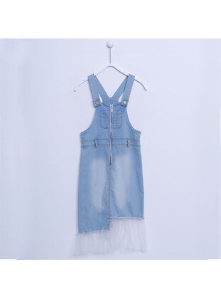 Multi - Girls` Dress - Silversun