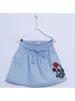 Multi - Girls` Skirt - Silversun