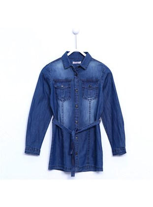 Blue - Girls` Shirt - Silversun