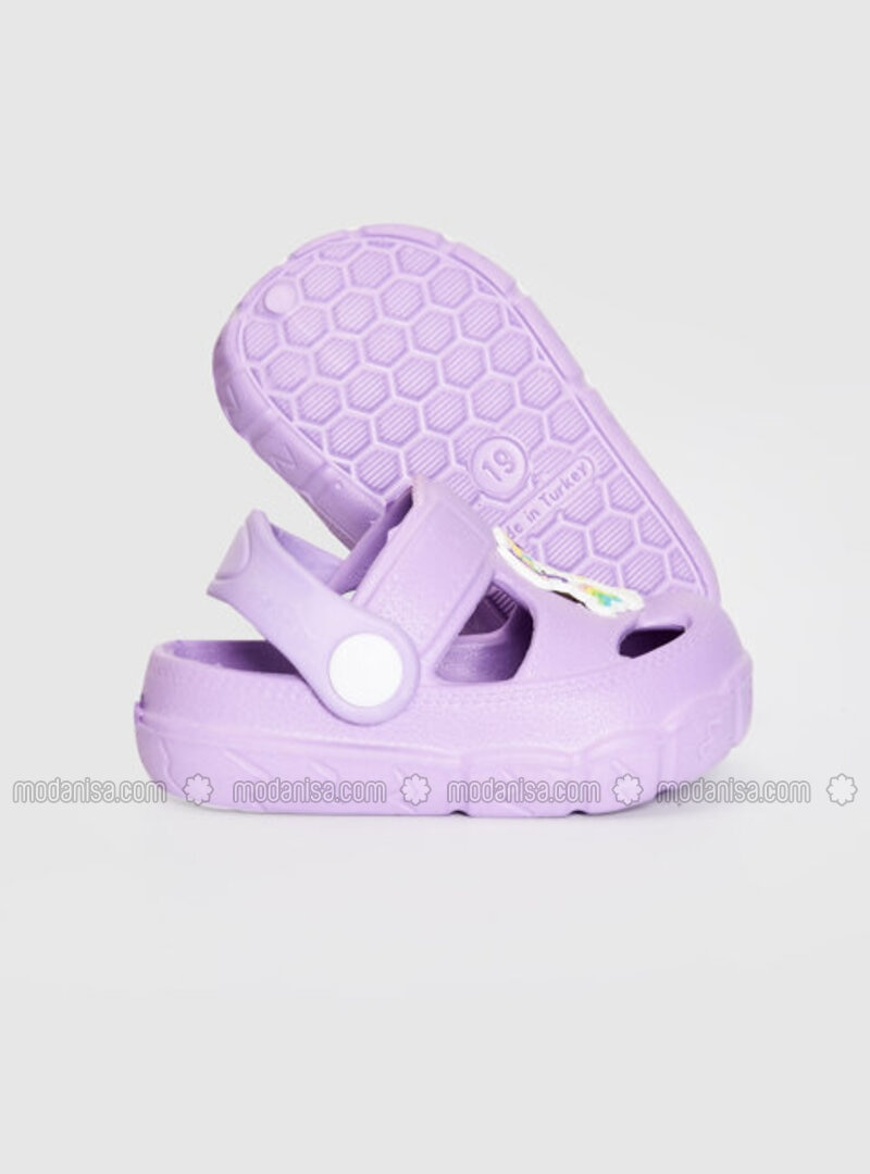 Lilac - Baby Shoes