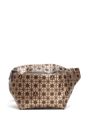 Gold - Crossbody - Bum Bag
