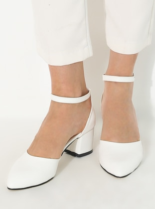 White - White - High Heel - White - High Heel - White - High Heel - White - High Heel - White - High Heel - Heels