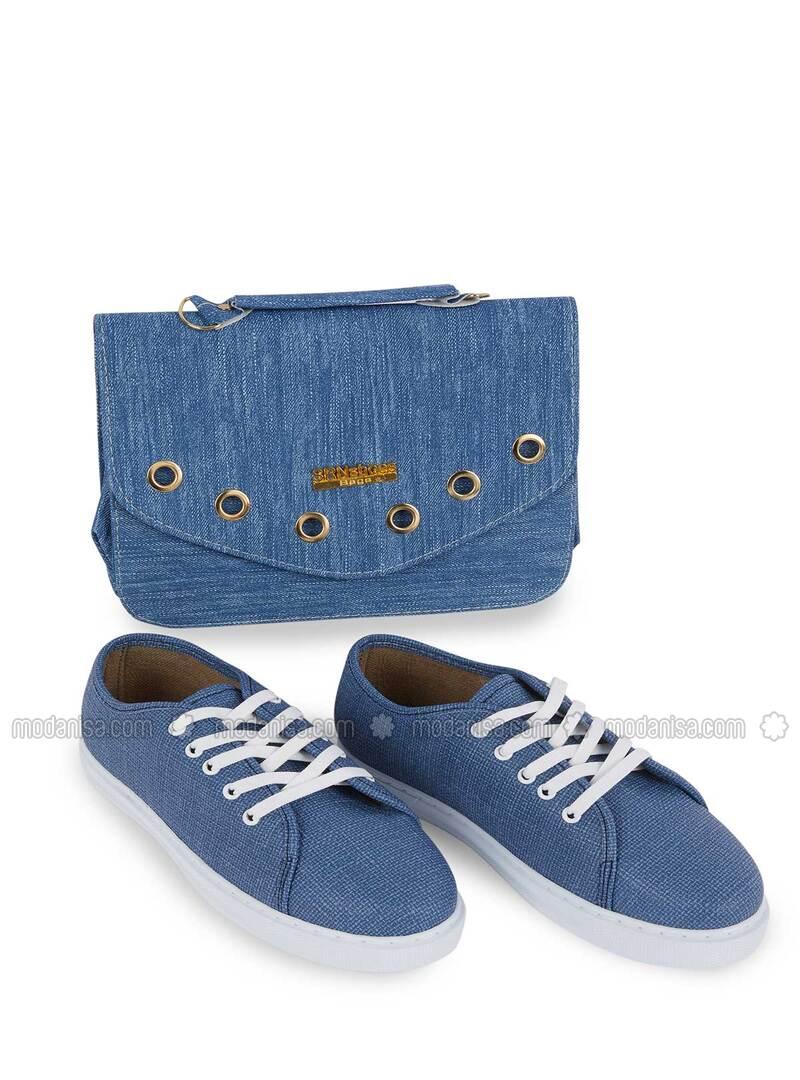 Blue - Casual - Suit