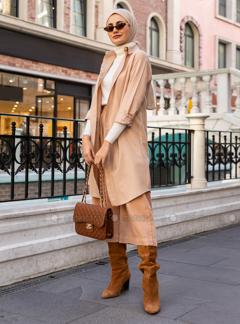 Camel -  - Pants