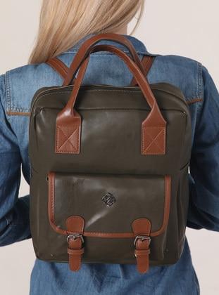 Green - Backpack - Backpacks