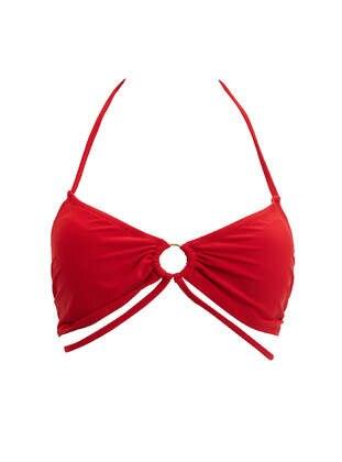 Red - Bikini Top - DeFacto