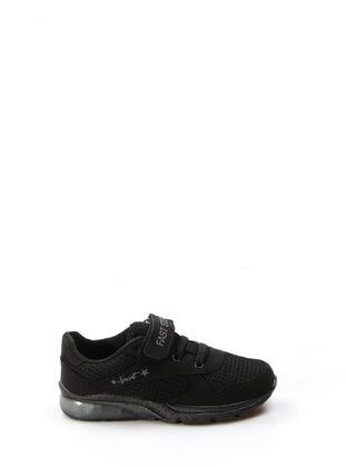 Black - Sport - Girls` Shoes - Fast Step