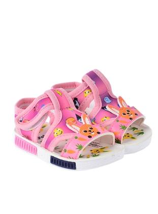 Pink - Girls` Sandals