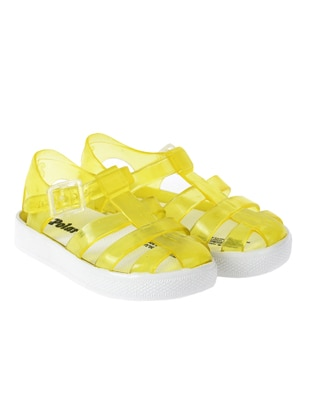 Yellow - Boys` Sandals