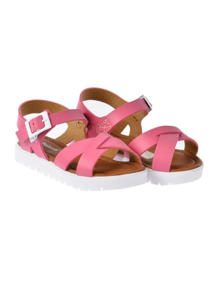 Fuchsia - Girls` Sandals