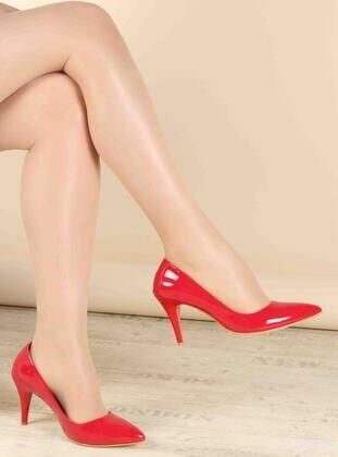 Red - High Heel - Heels