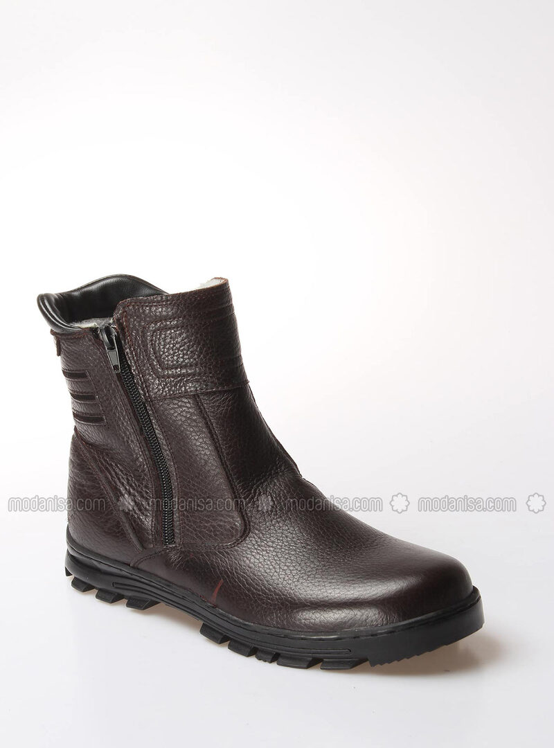 Brown - Boot - Boys` Boots
