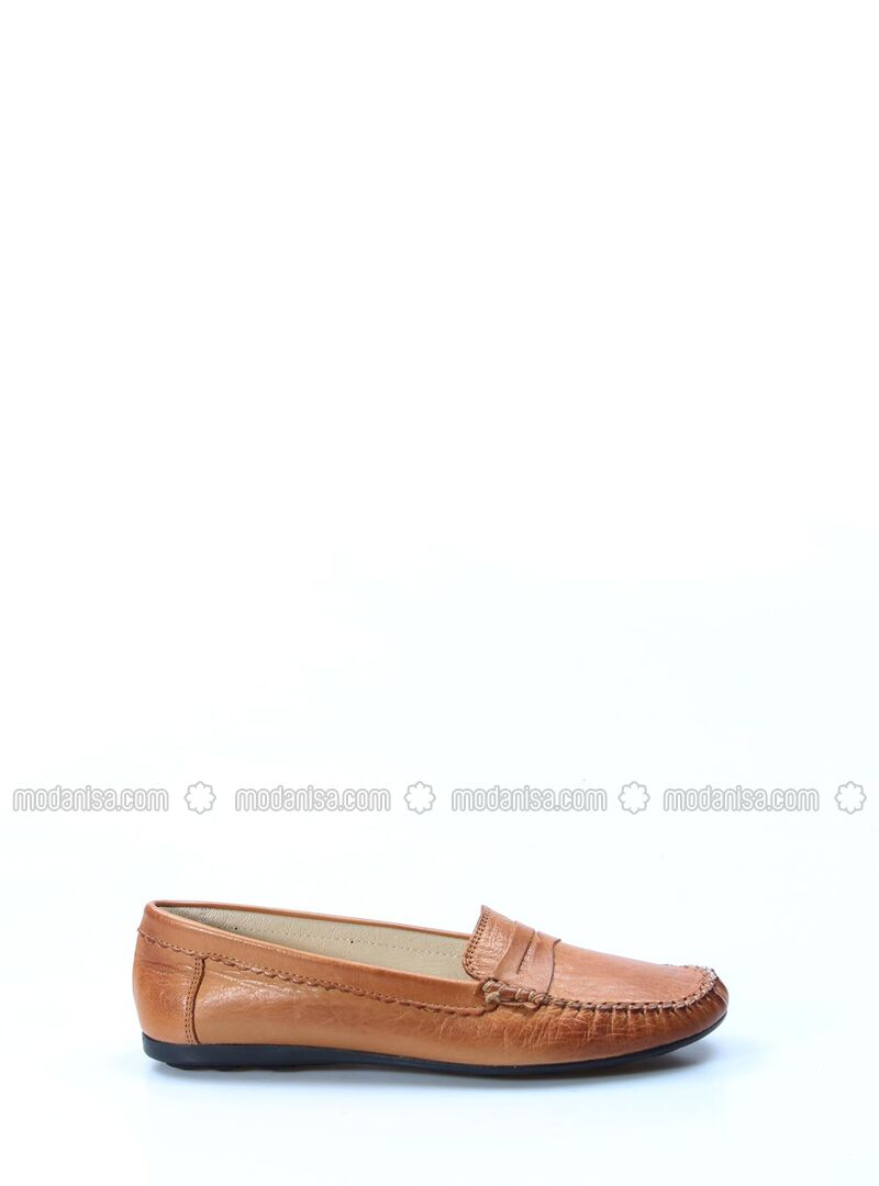 Tan - Girls` Shoes