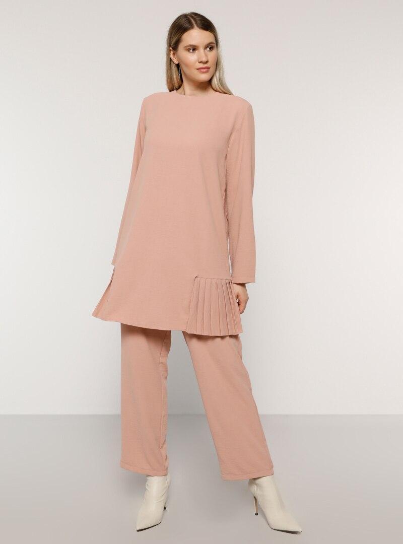 Plus Size Suit Alia Dusty Rose