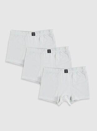 White - Kids Underwear - LC WAIKIKI