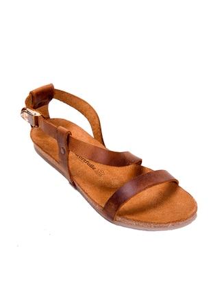 Tan - Sandal - Sandal