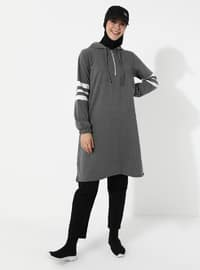 Anthracite -  - Tracksuit Top