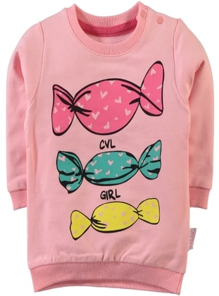 Pink - Baby Sweatshirts - Civil