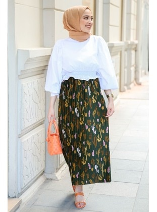 Green - Skirt