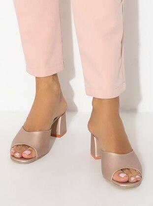 Powder - Sandal - High Heel - Slippers