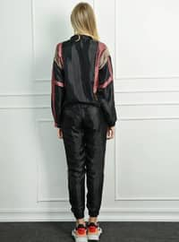 Mink - Unlined - Point Collar - Acrylic - Puffer Jackets