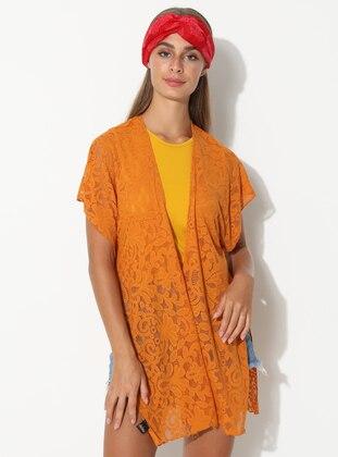 Viscose - Mustard - Pareo