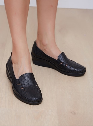 Black - Casual - Casual Shoes