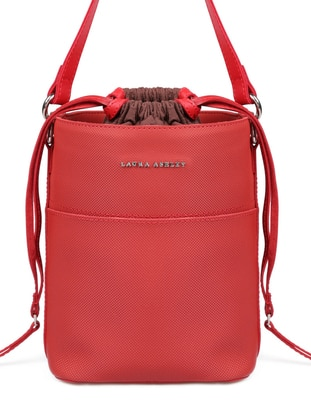 Red - Satchel - Shoulder Bags