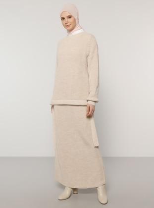 Mink - Unlined - Acrylic - - Suit