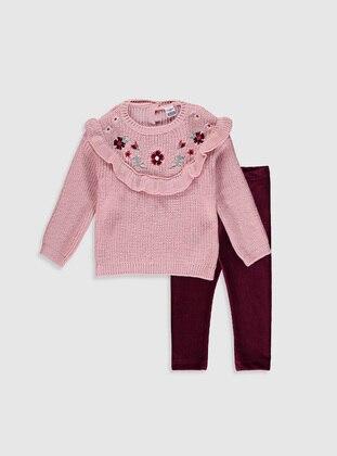 Pink - Baby Suit - LC WAIKIKI