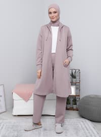 Pink - Tracksuit Set