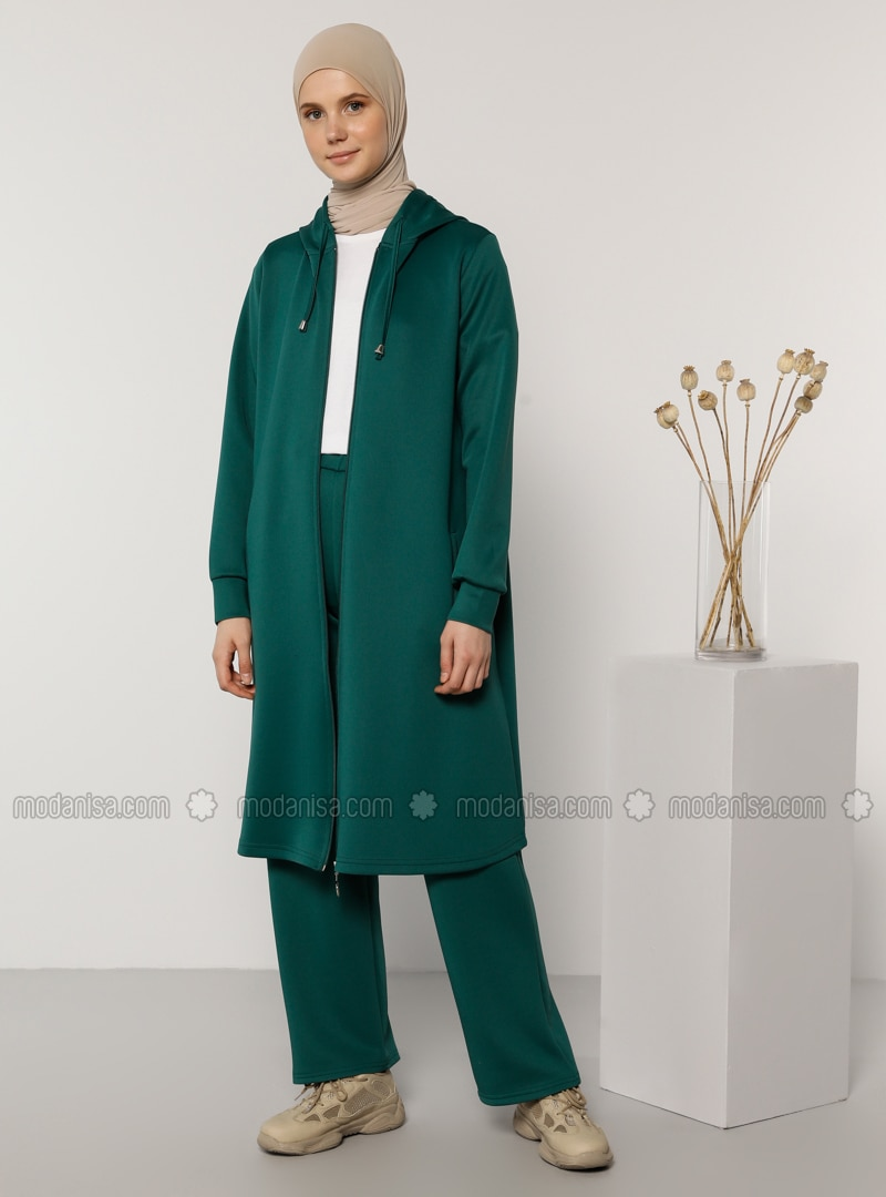 Emerald - Tracksuit Set